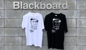 ブラックボード_オリジナルTシャツ